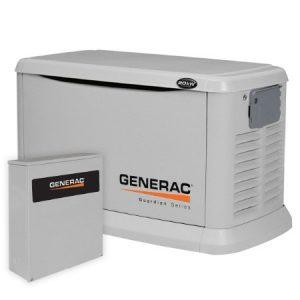 Generac Home Generator System