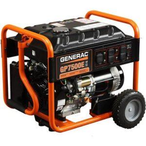 Generac GP 7500 Home Generator