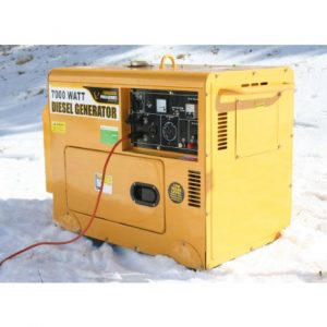 Portable Home Generator Diesel