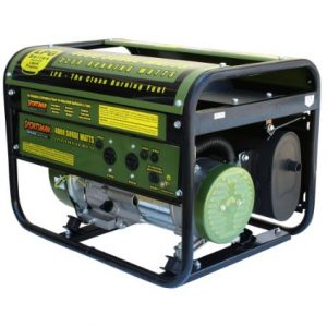 Sportmans Generator for RV