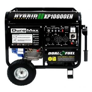 DuroMax Hybrid Generator