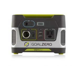 Goal Zero Solar Generator