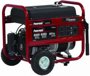 Powermate Generator Review