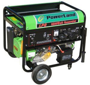 Powerland Generator PDL6500E