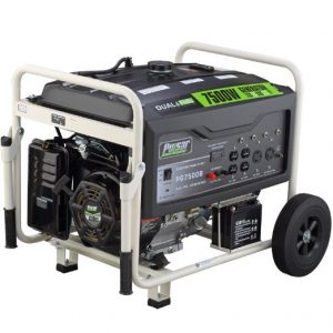 Pulsar 7500W Portable or Home Generator