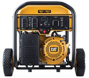 CAT 5500 W/ 240 Outlet