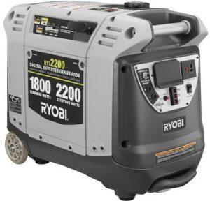 Portable Inverter Generator by Ryobi
